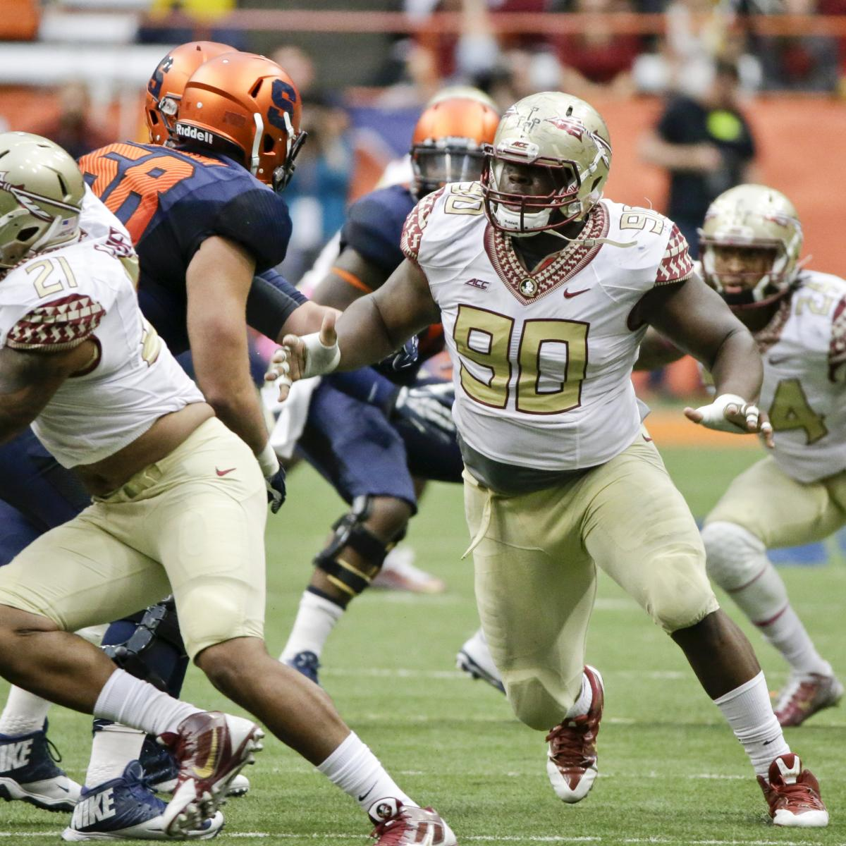 San Diego Chargers Draft: Why San Diego Chargers Absolutely Must Draft Eddie Goldman