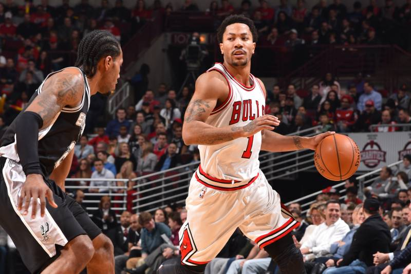 7d5c6af5687 San Antonio Spurs vs. Chicago Bulls  Postgame Grades and Analysis ...