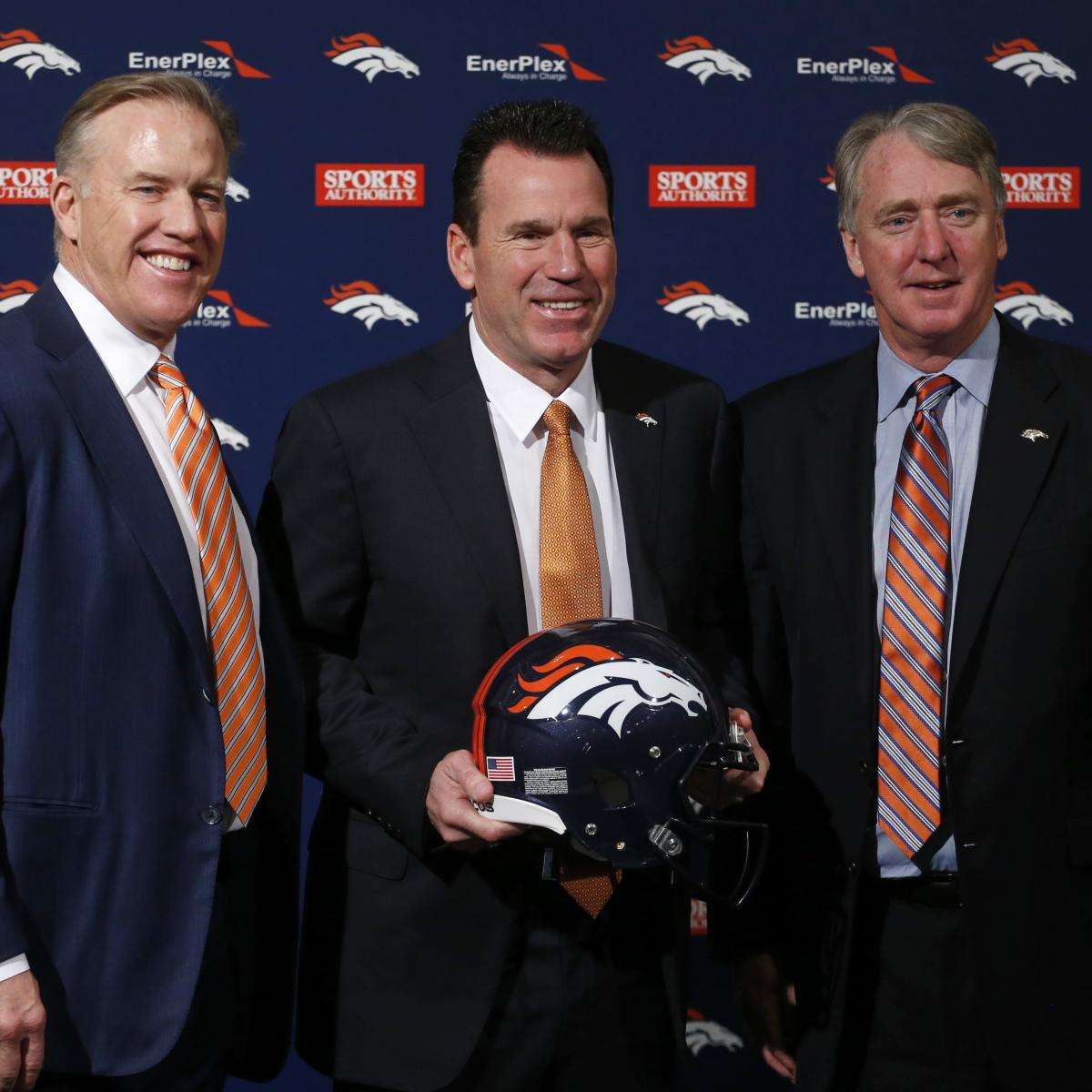 Gary Kubiak The Right Coach For The Broncos, With Or