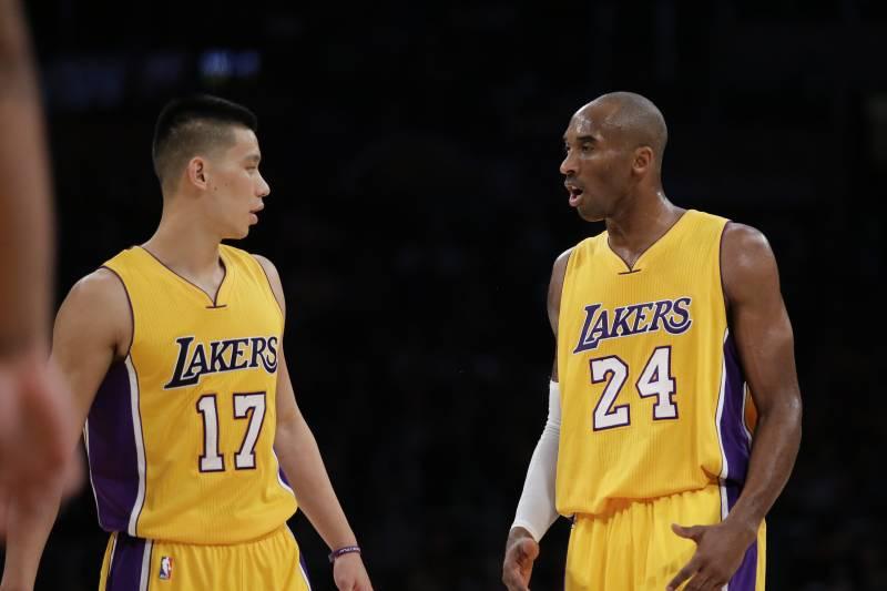 Kobe最自信的5個瞬間:左手也要投三分,第一次見面就想打爆喬丹!-Haters-黑特籃球NBA新聞影音圖片分享社區