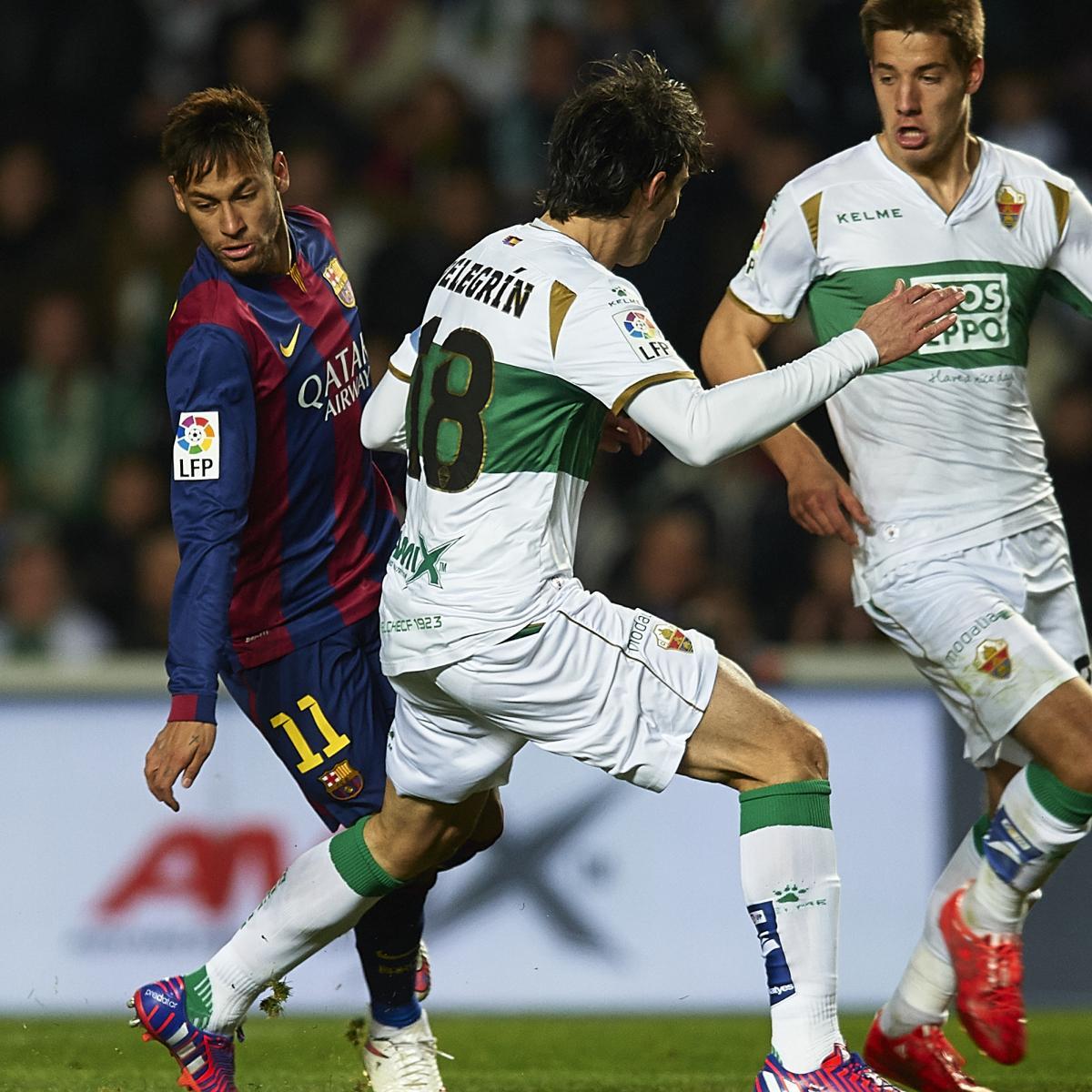 elche vs barcelona - photo #36