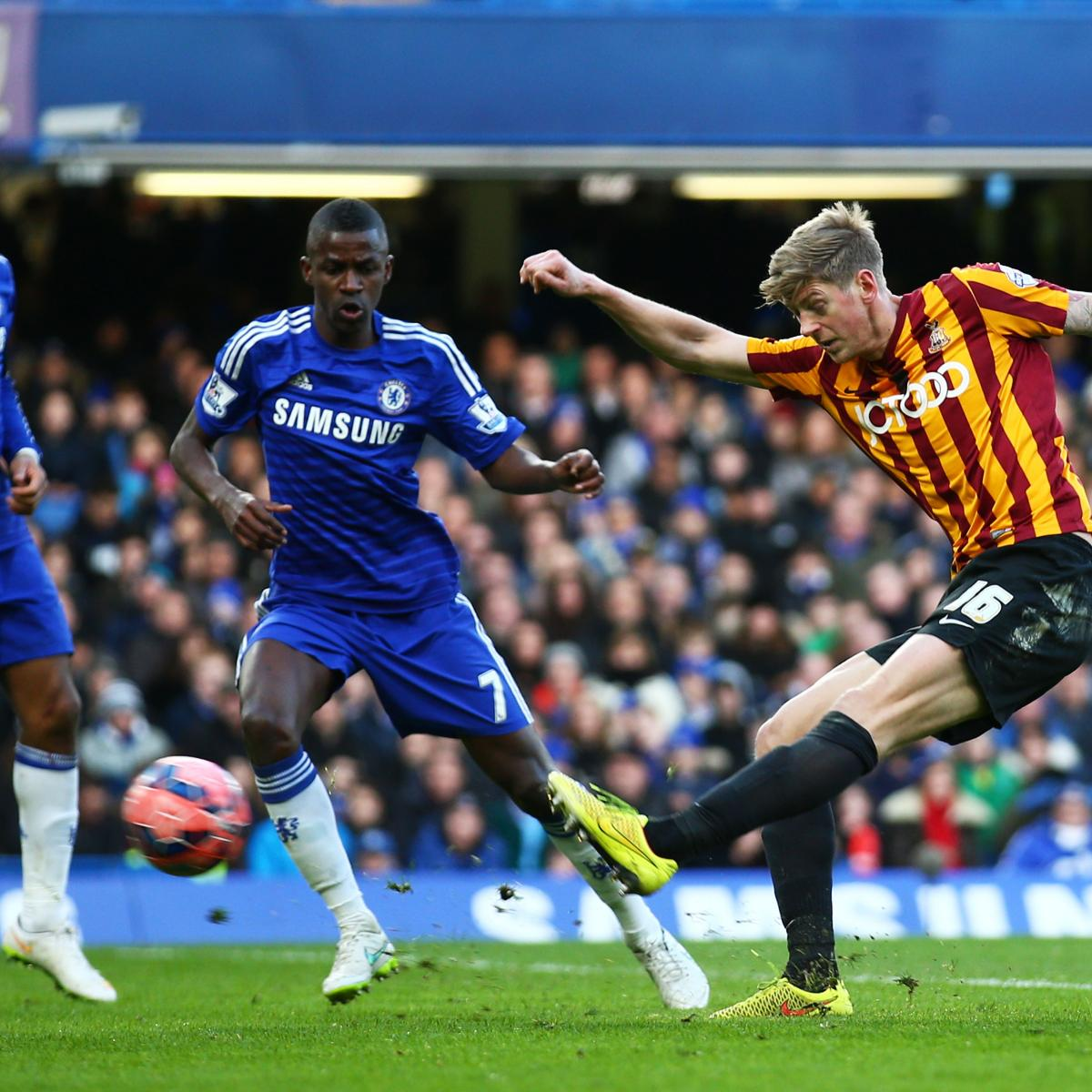 FA Cup 2015: Updated Results, Predictions for Sunday ...