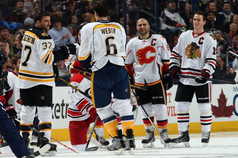 b664d4738b7299 NHL All-Star Game 2015  Full Rosters
