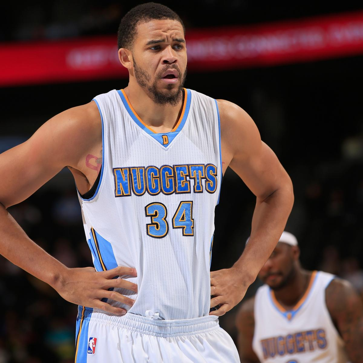 JaVale McGee Reportedly Traded To Philadelphia 76ers