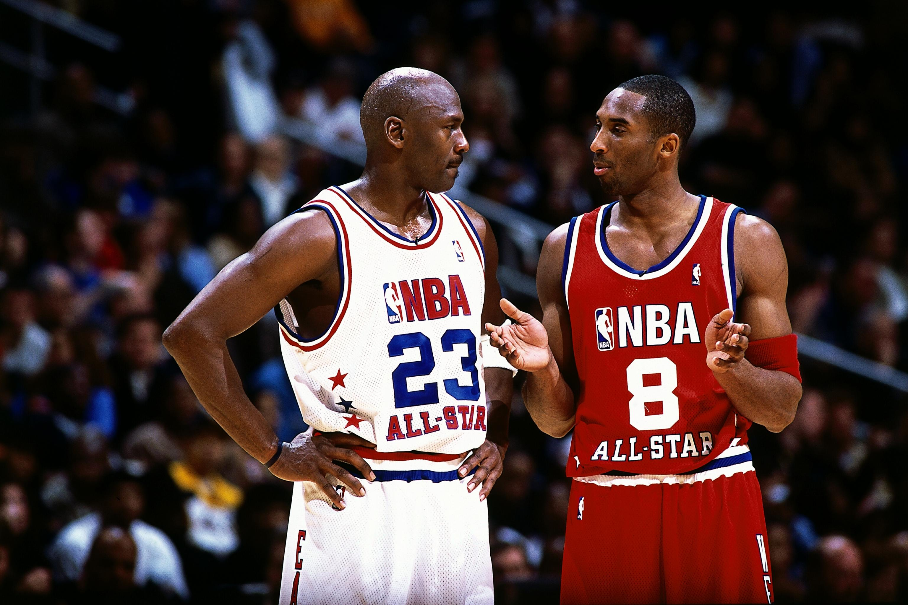 Asistir Maquinilla de afeitar Disciplinario  Kobe Bryant Confirms He Wanted to Join Michael Jordan on Wizards | Bleacher  Report | Latest News, Videos and Highlights