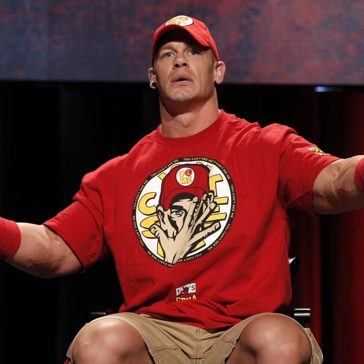 John Cena Vs. Rusev Announced For 2015 Fast Lane PPV