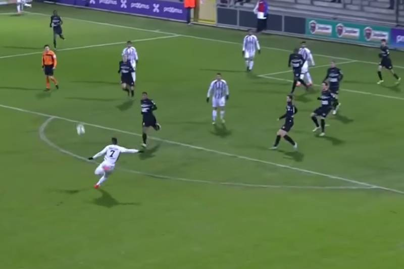 Victor Curto Scores Early Contender for the Puskas Award in
