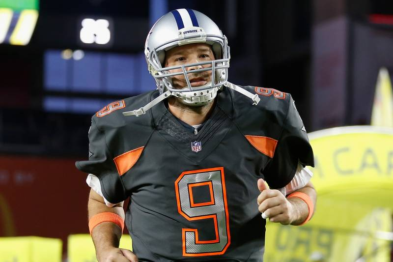 buy online 43fdb 99d77 What Are Tony Romo's Hall of Fame Chances? | Bleacher Report ...