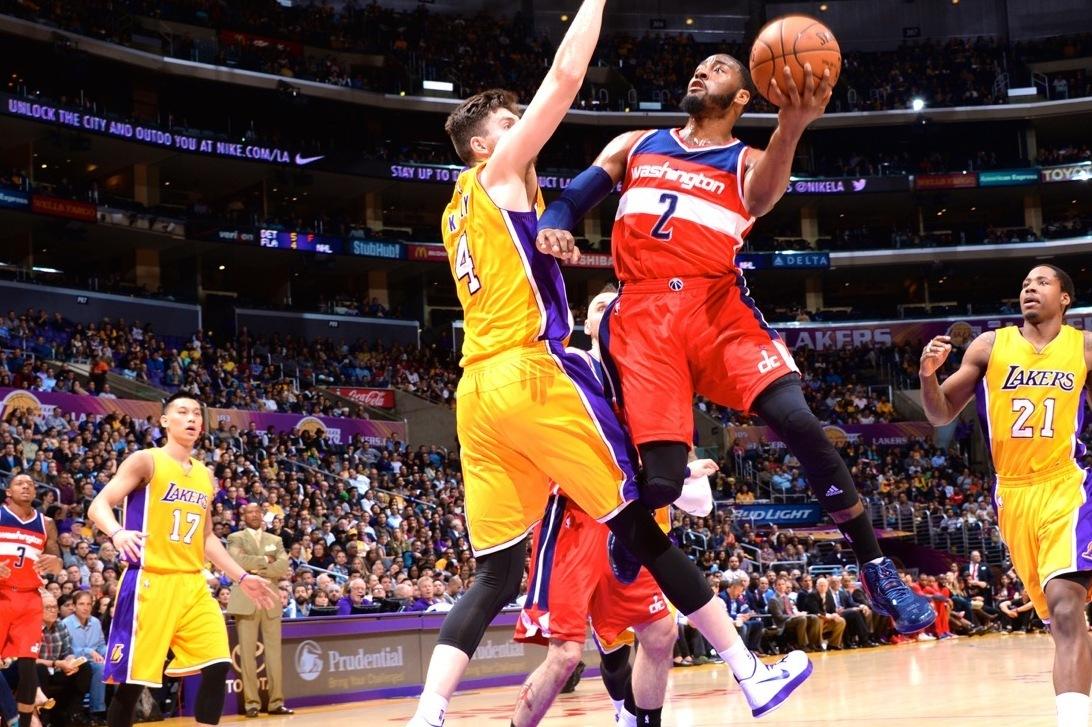 Washington Wizards vs. Los Angeles Lakers: Live Score ...