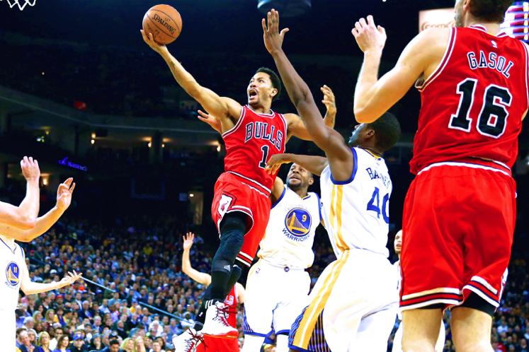 Chicago Bulls vs. Golden State Warriors: Live Score, Highlights ...