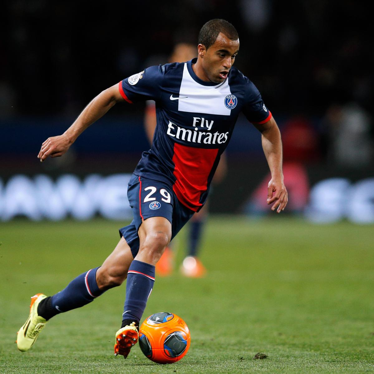 Lucas Moura Video Clips
