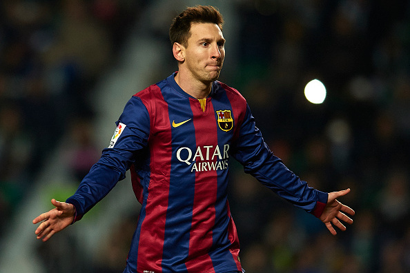 the latest 4b42f 1fc82 How Much Longer Does Barcelona's Lionel Messi Have at the ...