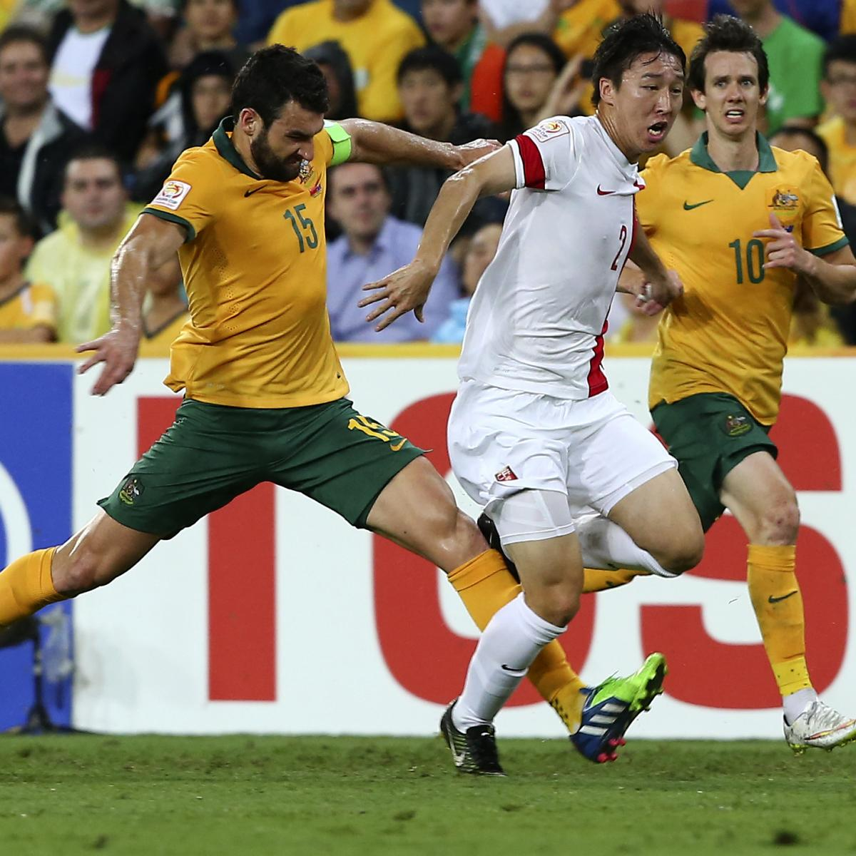 Asian Cup 2015 Final: Date, Time, Live Stream For