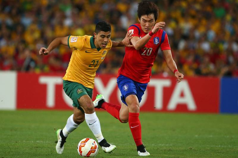 c1c4f3fa5 Asian Cup 2015 Final  Score and Twitter Reaction for Australia vs. South  Korea