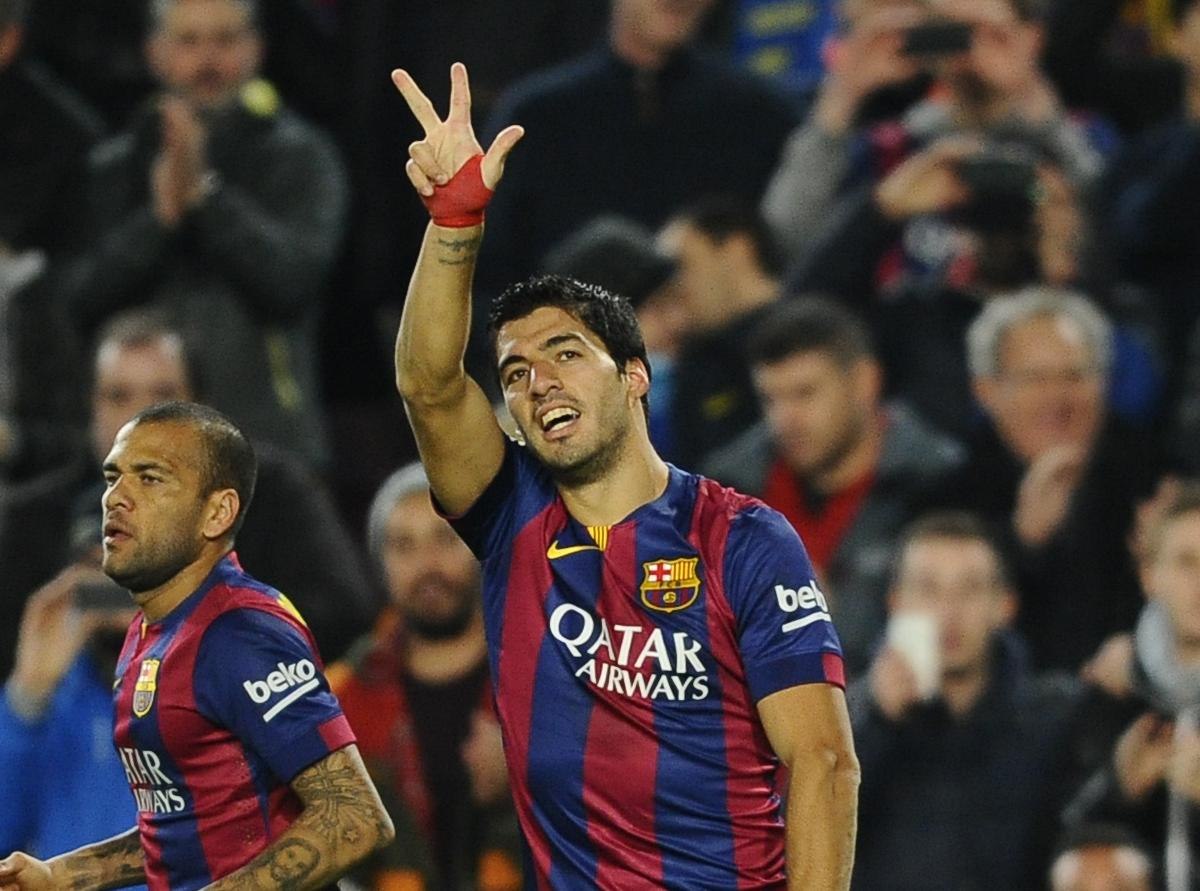 Grading Luis Suarez s Performances for Barcelona so Far  69aa5465ab9