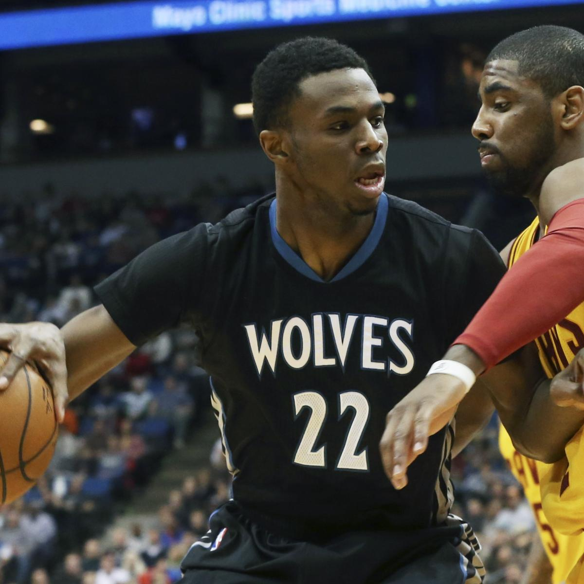Kevinbelieberz: Andrew Wiggins Sealing Up Rookie Of The Year Race And