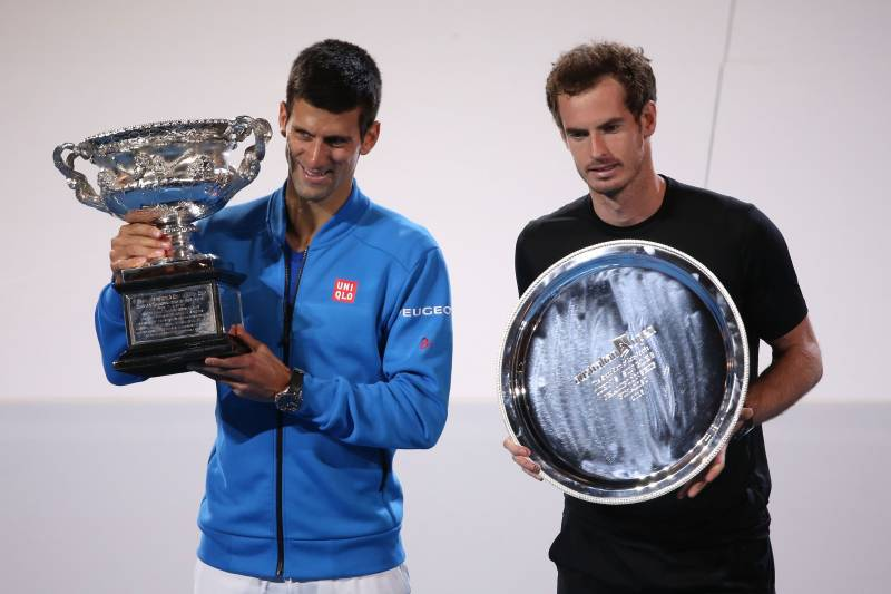 Australian Open 2015 Results Reaction And More From Djokovic Vs Murray Final Bleacher Report Latest News Videos And Highlights