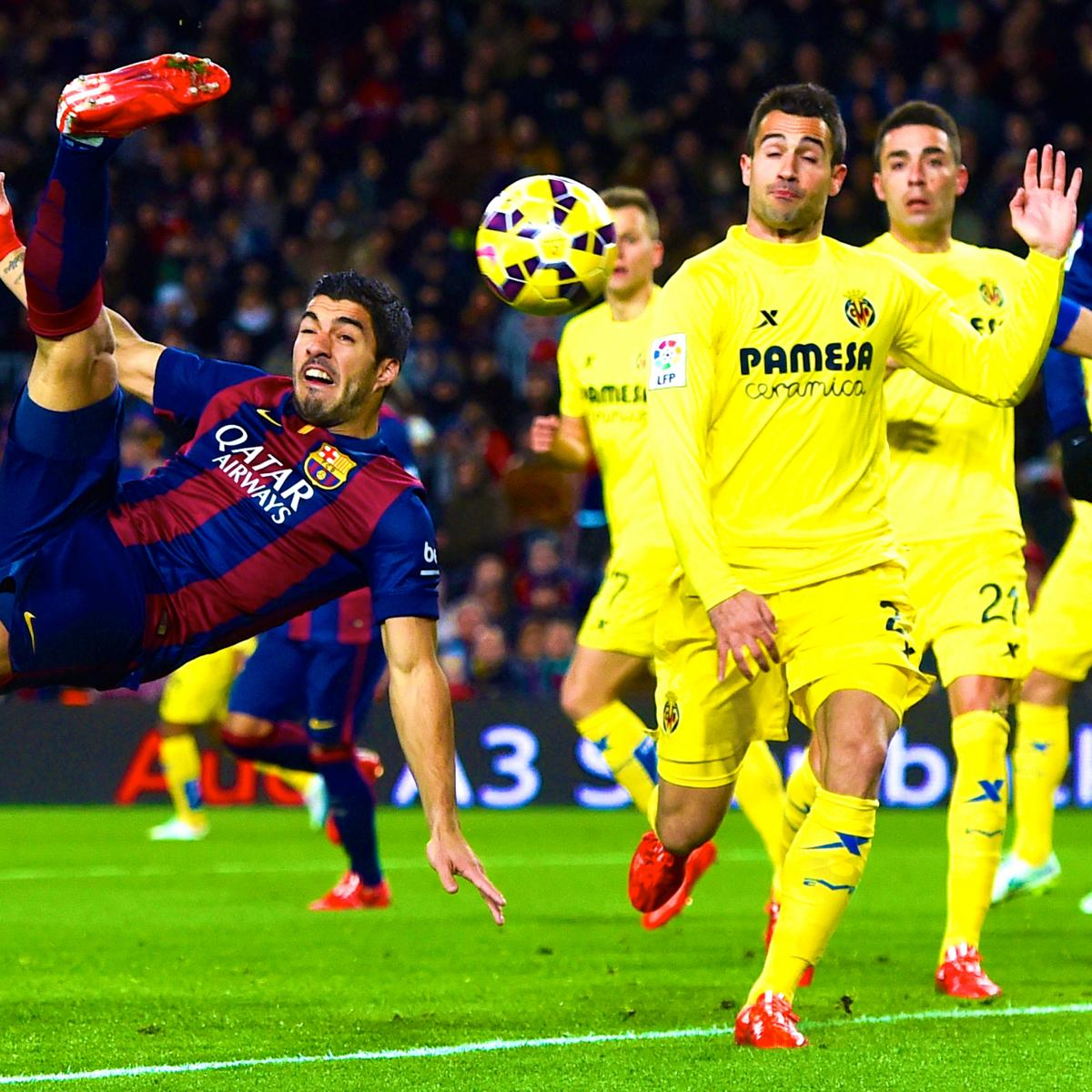 barcelona vs villarreal - photo #10