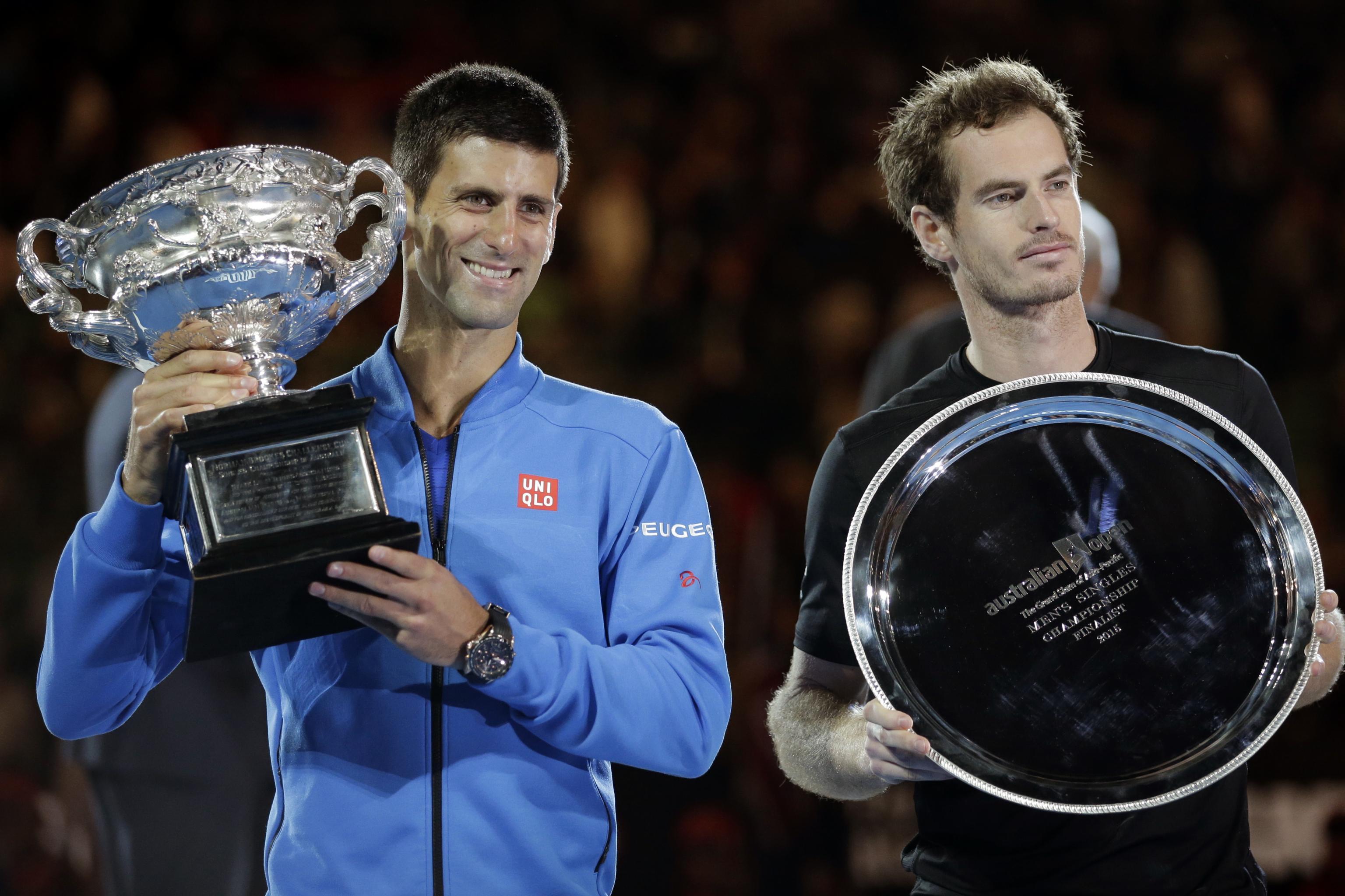 Djokovic Vs Murray Highlights Comments From 2015 Australian Open Men S Final Bleacher Report Latest News Videos And Highlights