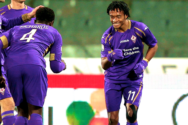on sale 7041d 4ce2d Juan Cuadrado to Chelsea: Latest News and Rumours on ...