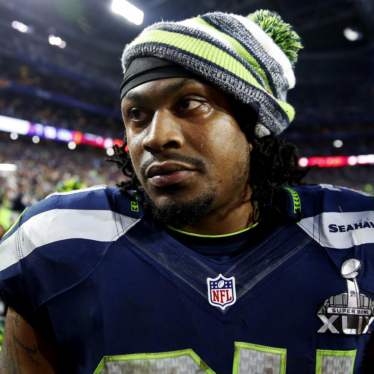 Seahawks Must Extend Marshawn Lynch, But Can't Make Him A