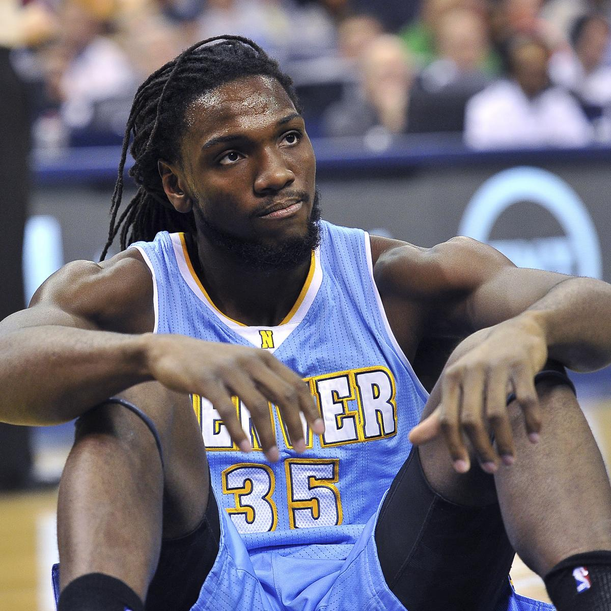 Kenneth Faried Injury: Updates On Nuggets Star's Thumb And