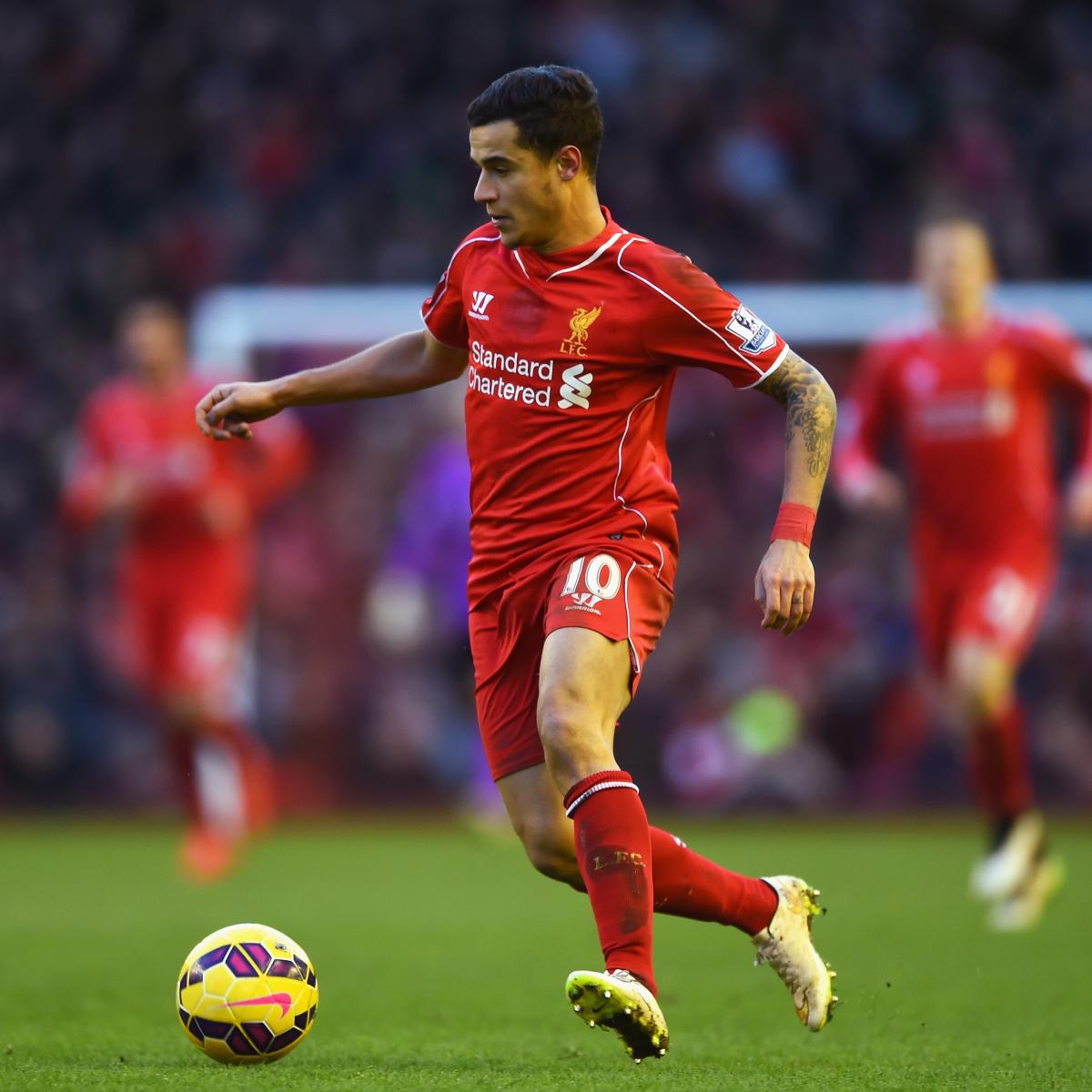 Liverpool News When Did The Premier League S Finest: Neymar Predicts Philippe Coutinho Will Become Premier