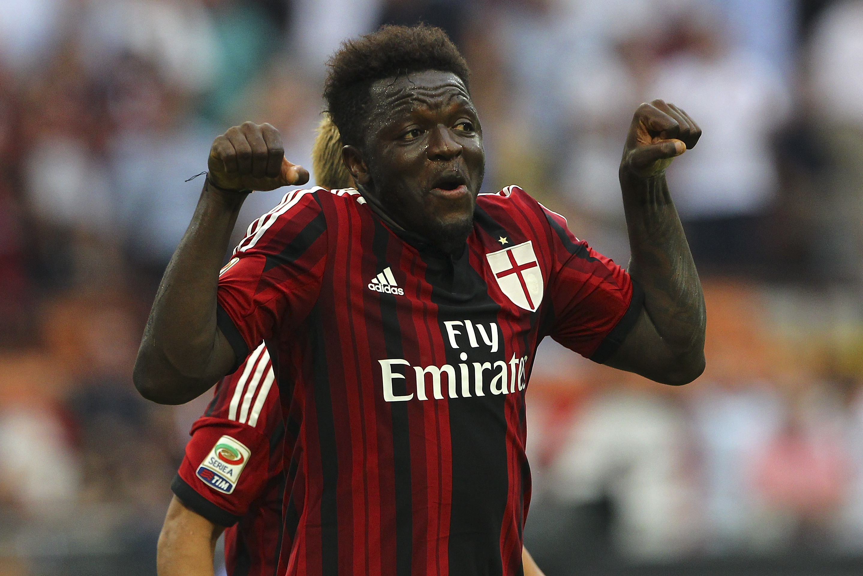 Why Sulley Muntari Is Under Most Pressure for AC Milan Following Juventus Game | Bleacher Report | Latest News, Videos and Highlights