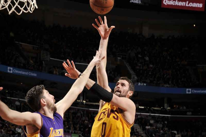 3929f1f50ef5 Los Angeles Lakers vs. Cleveland Cavaliers  Postgame Grades and ...