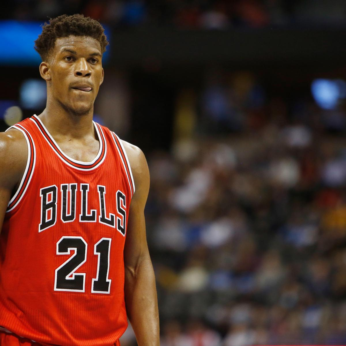 Left Alone Jimmy Butler Has Found NBA Stardom One New Family Member At A Time