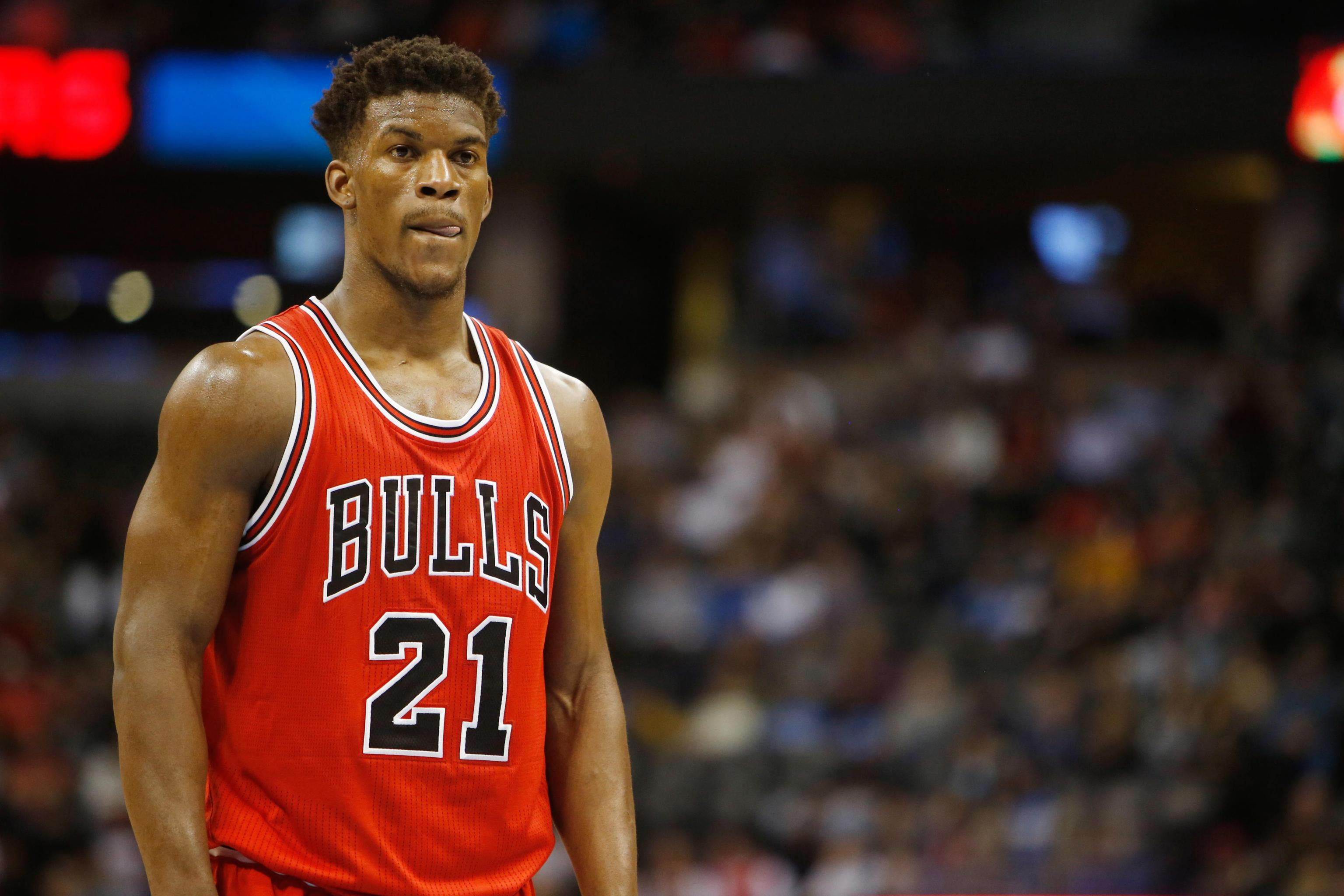 Left Alone Jimmy Butler Has Found Nba Stardom One New Family Member At A Time Bleacher Report Latest News Videos And Highlights