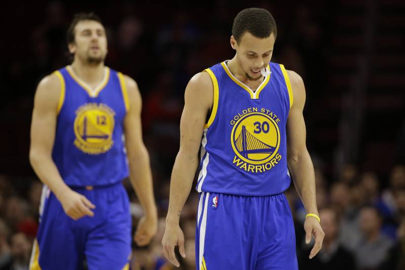69325a12386 Golden State Warriors  Stephen Curry in action during an NBA basketball game  against the Philadelphia