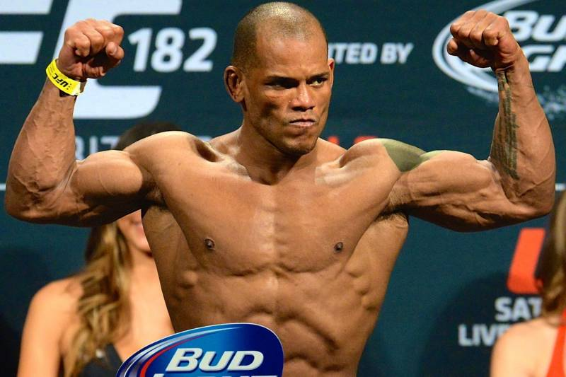 Hector Lombard Fails UFC 182 Post-Fight Drug Test for