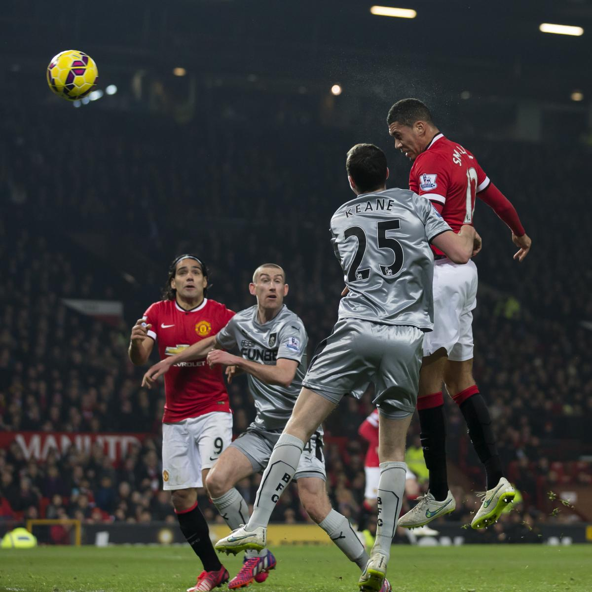 Twitter Reacts as Chris Smalling Leads Manchester Utd to Victory over Burnley