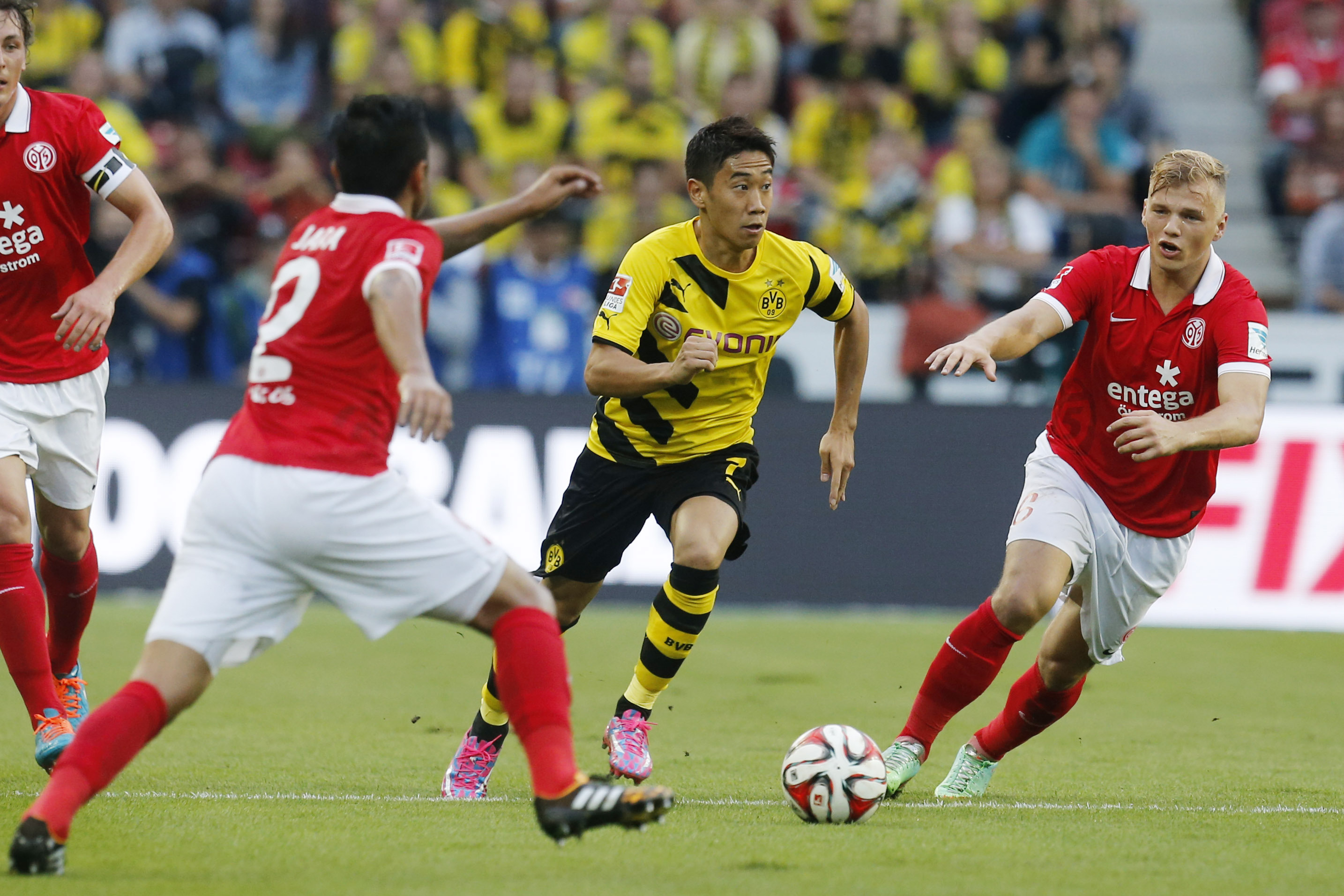 Borussia Dortmund V Mainz Team News Predicted Line Ups Live Stream Tv Info Bleacher Report Latest News Videos And Highlights