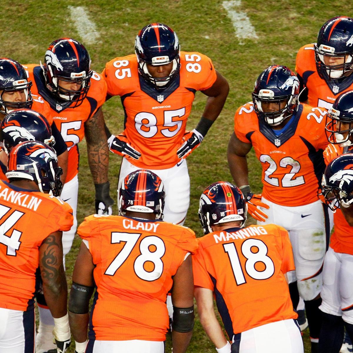 Denver News A Line: Denver Broncos Looking To Overhaul Offensive Line In 2015