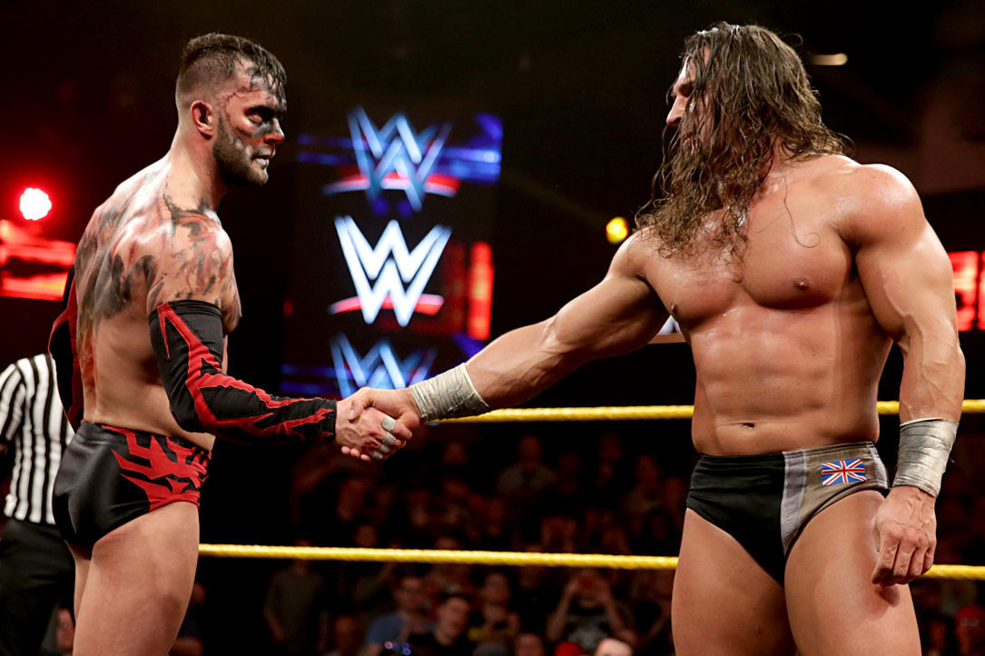 WWE NXT Takeover Results: Winners, Grades, Reaction and Highlights ...