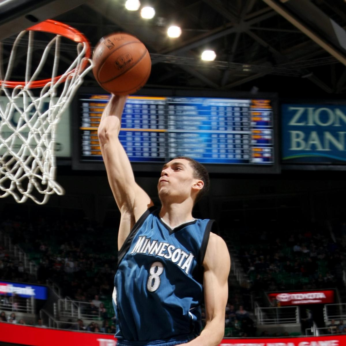NBA Slam Dunk Contest 2015: Highlights For Top Stars And
