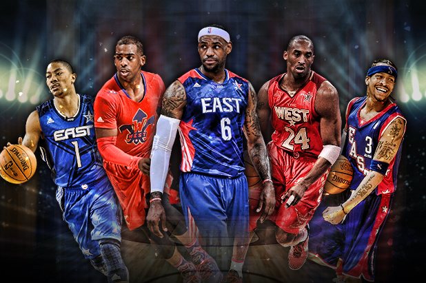 Where Does 2015 s NBA All-Star Class Rank in Last 15 Years ... 13bccde3c