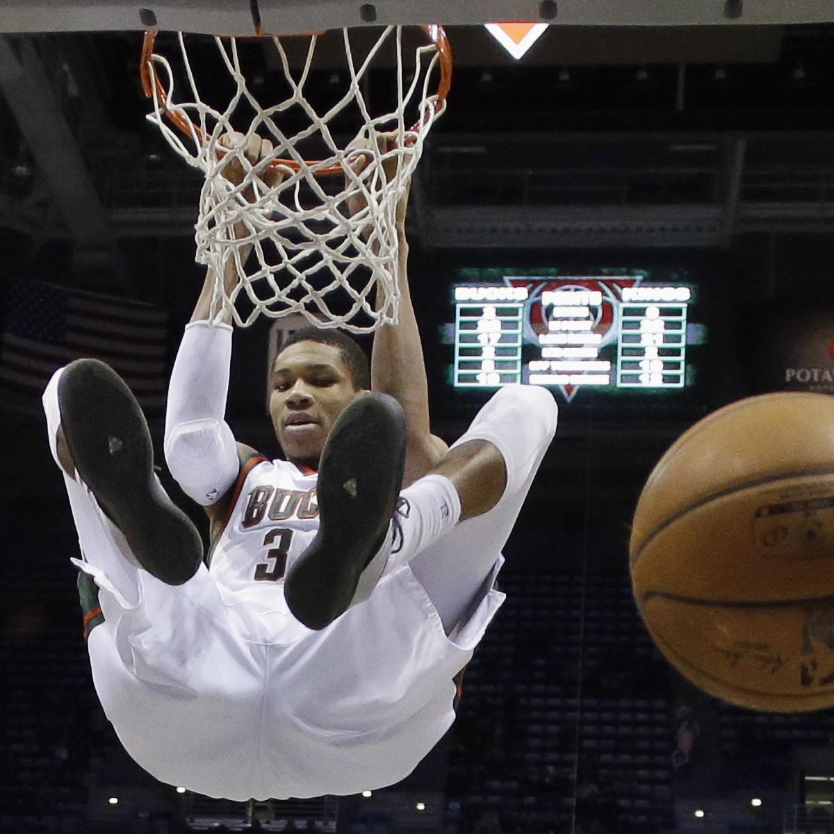 NBA Slam Dunk Contest 2015: TV, Live Stream Info And Final