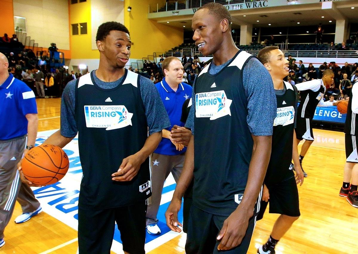 875b80e2e41 Rising Stars Challenge 2015: Projecting the Ceiling of Every Participant |  Bleacher Report | Latest News, Videos and Highlights