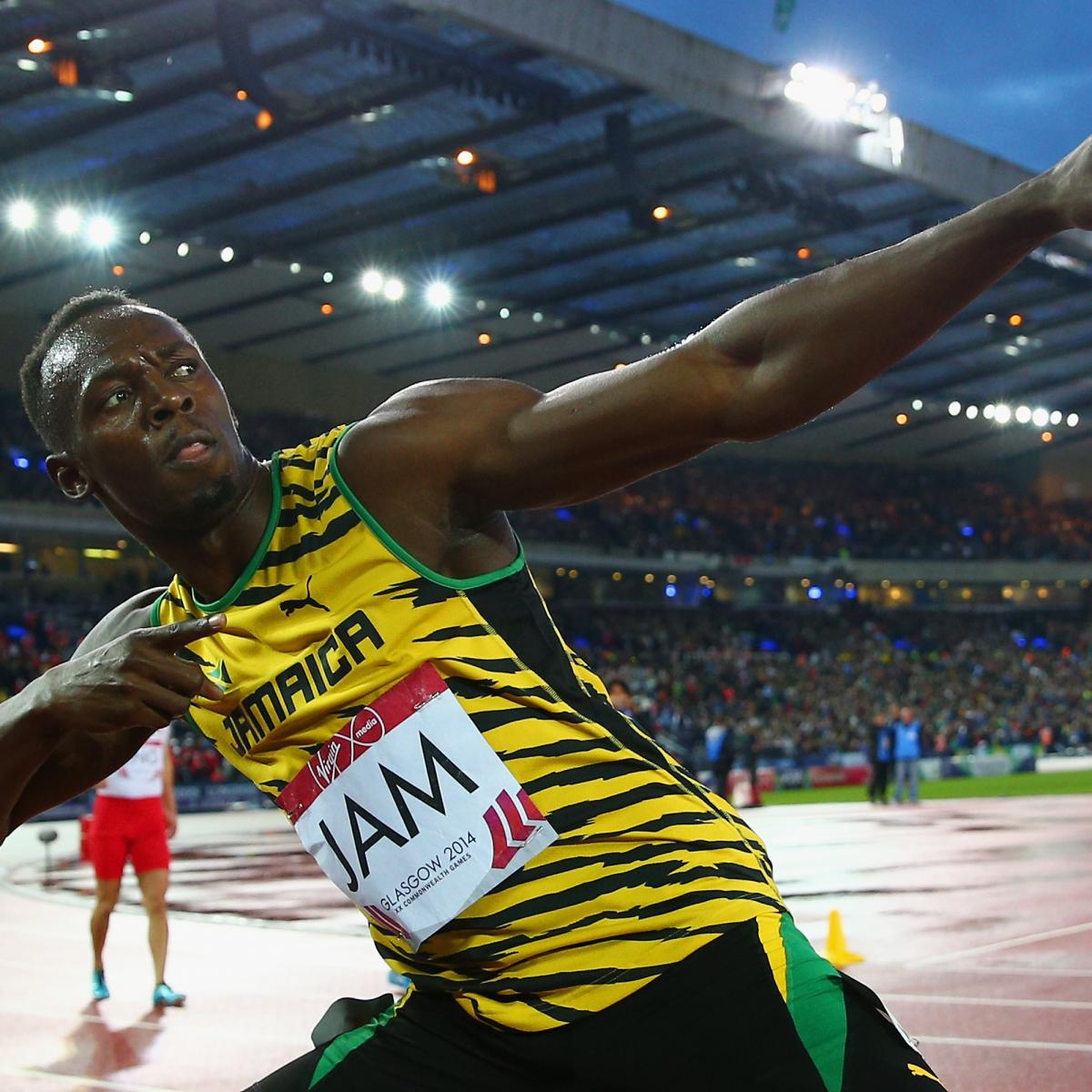 Allison Stokke Latest News Photos And Videos: Usain Bolt Says He'll Retire After 2017 World