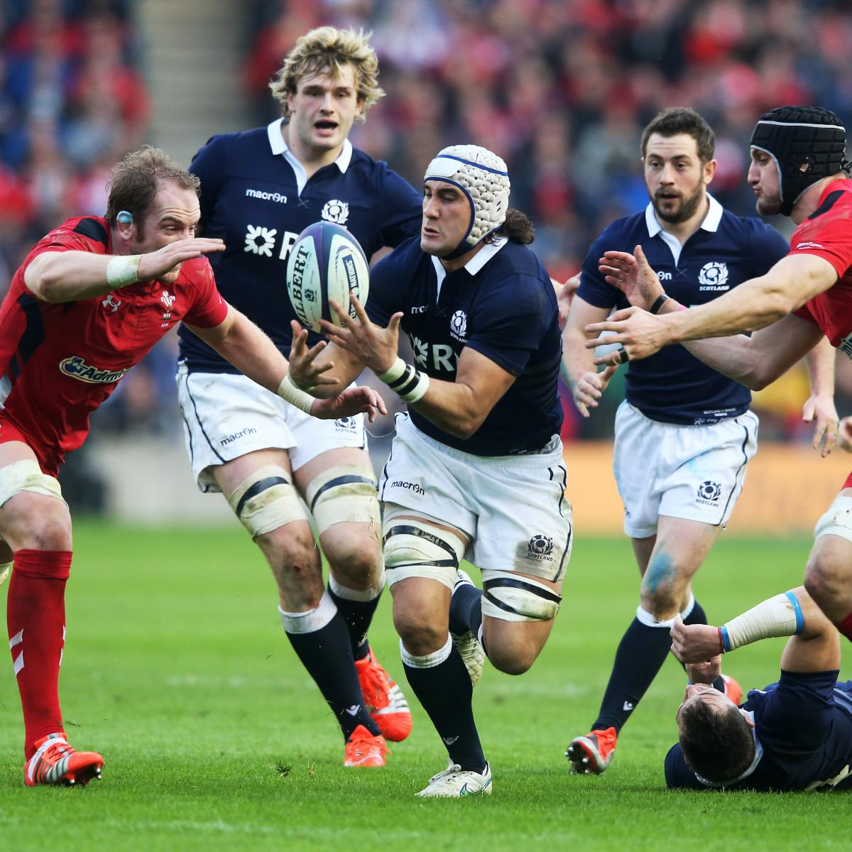 Scotland V Australia World Rugby: Scotland Vs. Wales: Score And Twitter Reaction From 2015