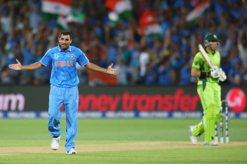 Mohammed Shami Shows Hints of Consistency in Cricket World Cup ...