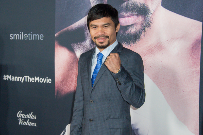 Manny Pacquiao Wants $5 Million Drug Fine in Potential Floyd Mayweather Fight