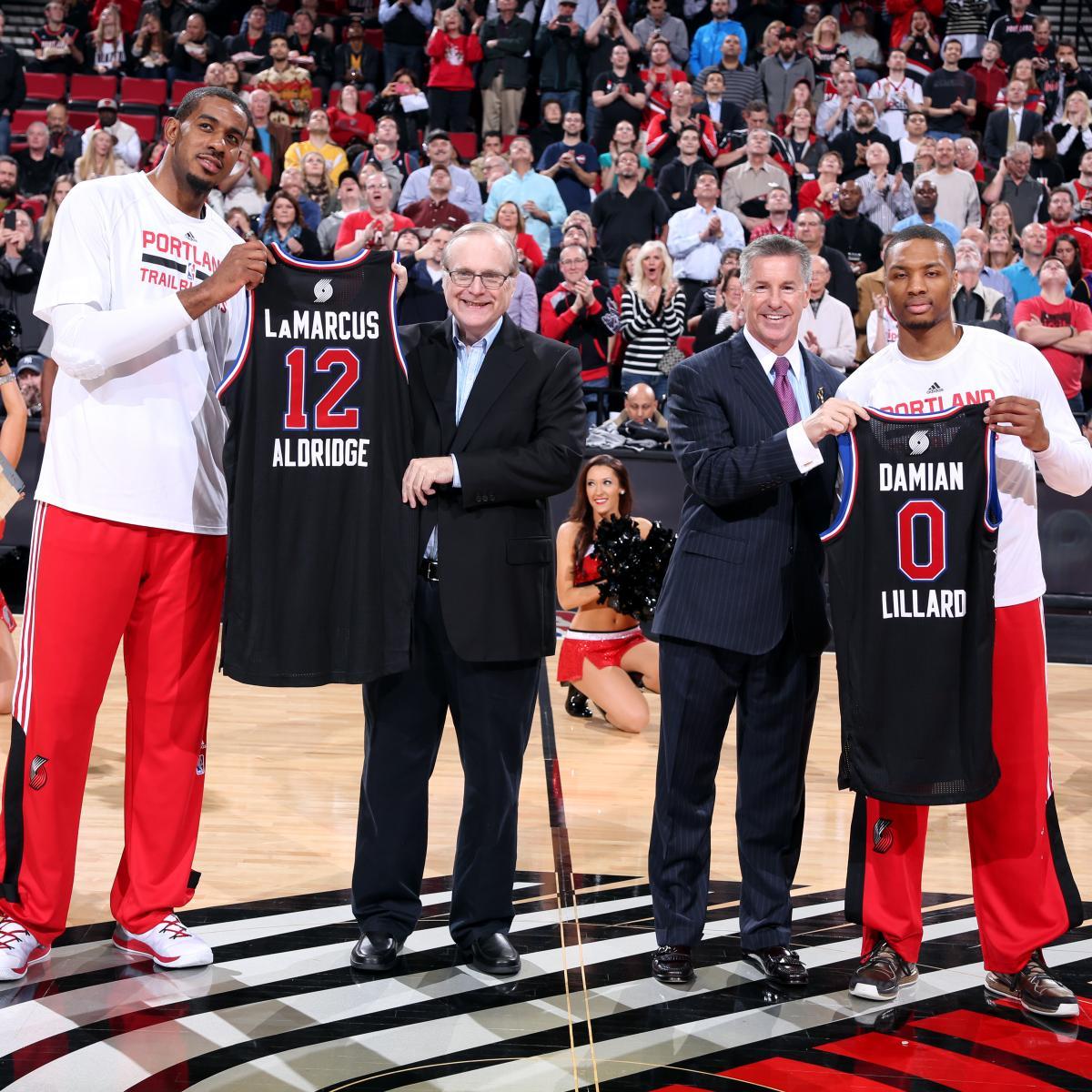 Ranking The Portland Trail Blazers' All-Time All-Stars