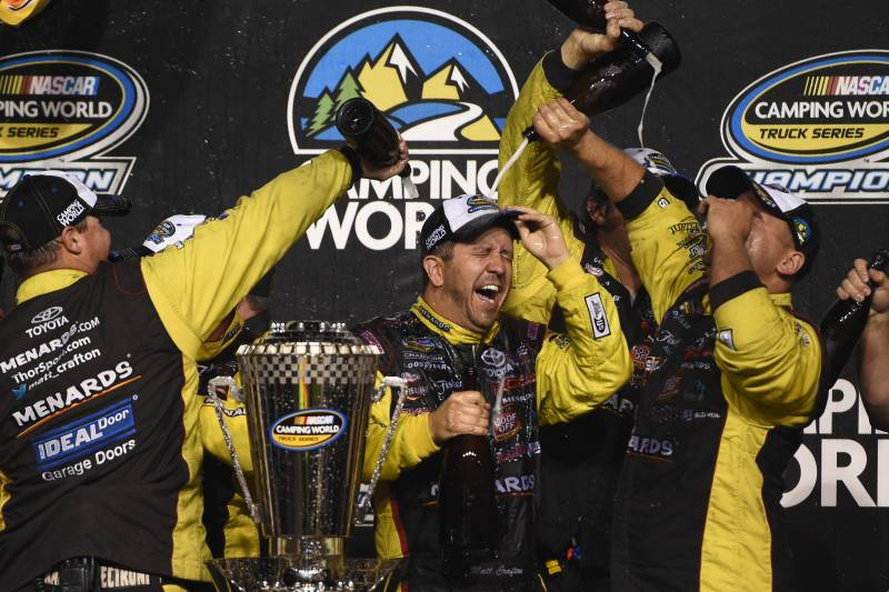 NASCAR Truck Series at Daytona 2015: Schedule, Drivers to