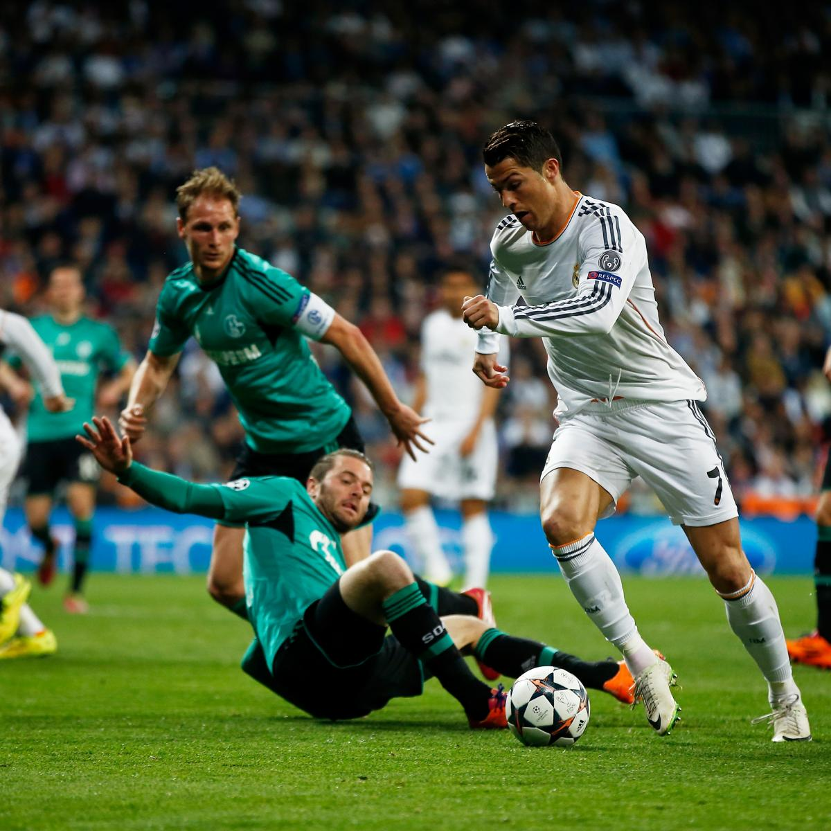Champions League 2019 Round Of 16 Leg 2 Live Stream Tv: Schalke Vs. Real Madrid: Team News, Predicted Line-Ups