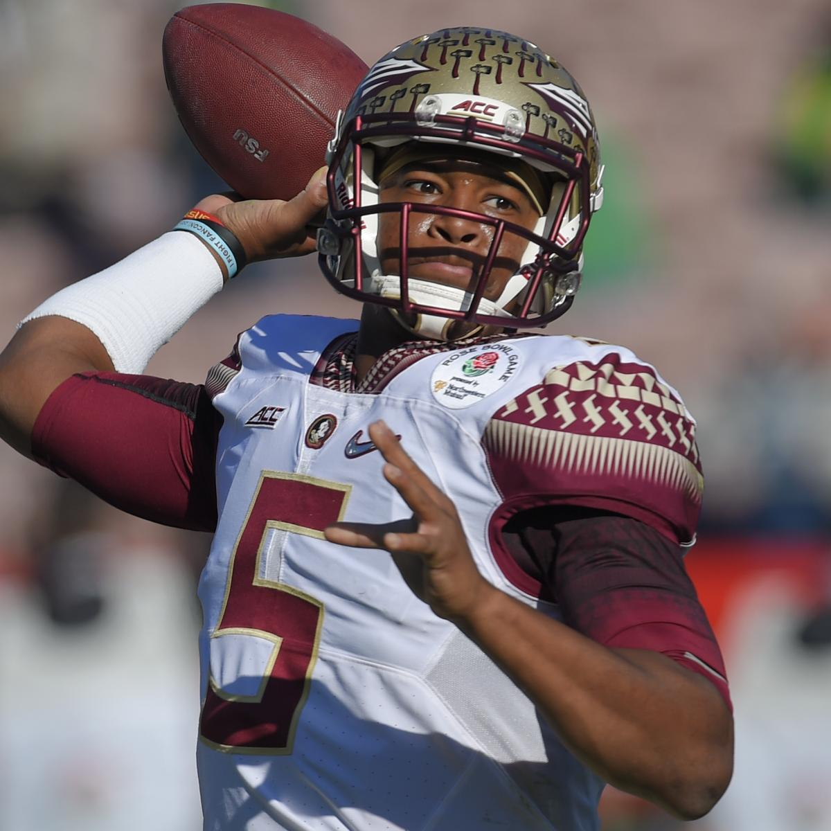 Jameis  Ahead Winston Loses 12 Pounds Reportedly of 2015