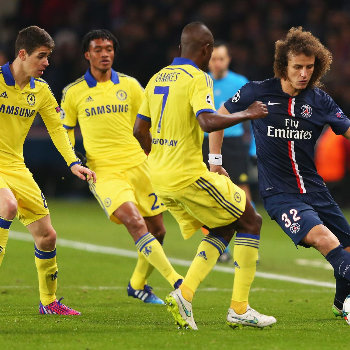 Psg Can Get Revenge On Chelsea In Champions League Last 16